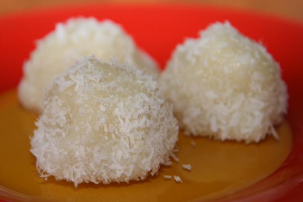 Boules de coco | Lucullent!