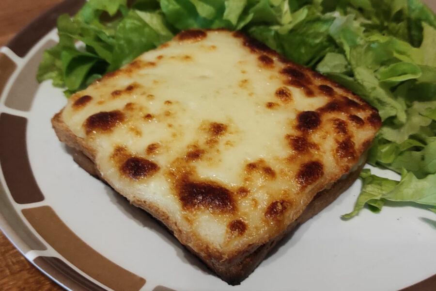 Croque-monsieur Brasserie