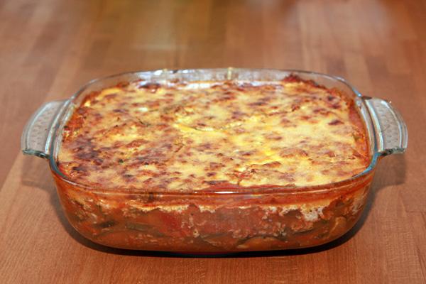 Gratin d'aubergines (parmigiana) | Lucullent!