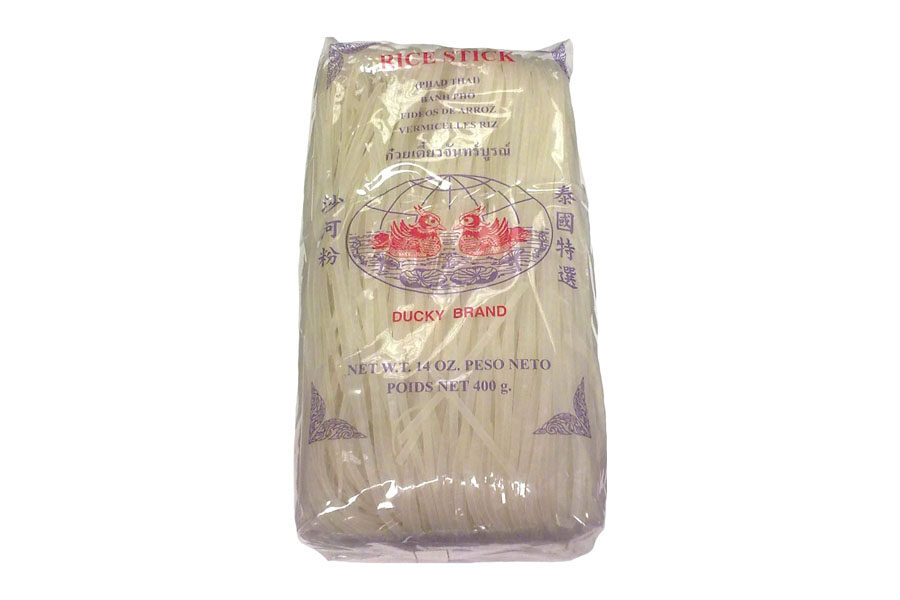 Nouilles de riz | Lucullent!