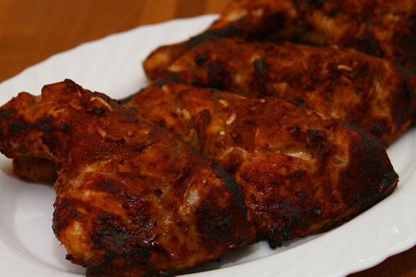 Poulet mariné au barbecue | Lucullent!