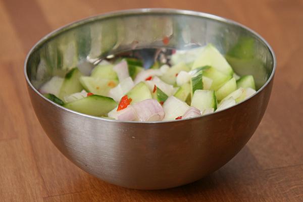 Sauce au concombre | Lucullent!