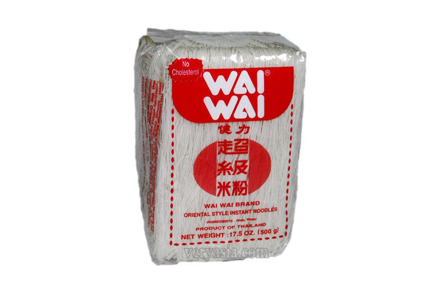 Vermicelles de riz | Lucullent!